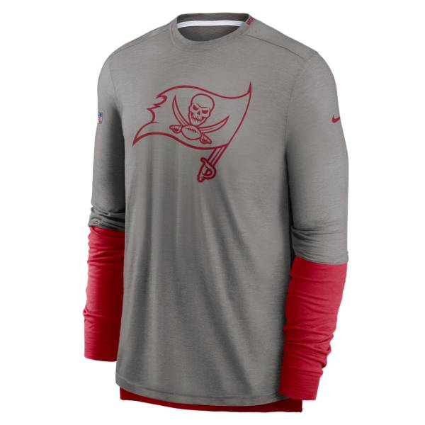 Nike Men's Tampa Bay Buccaneers Sideline Dri-Fit Player Long Sleeve T-Shirt product image