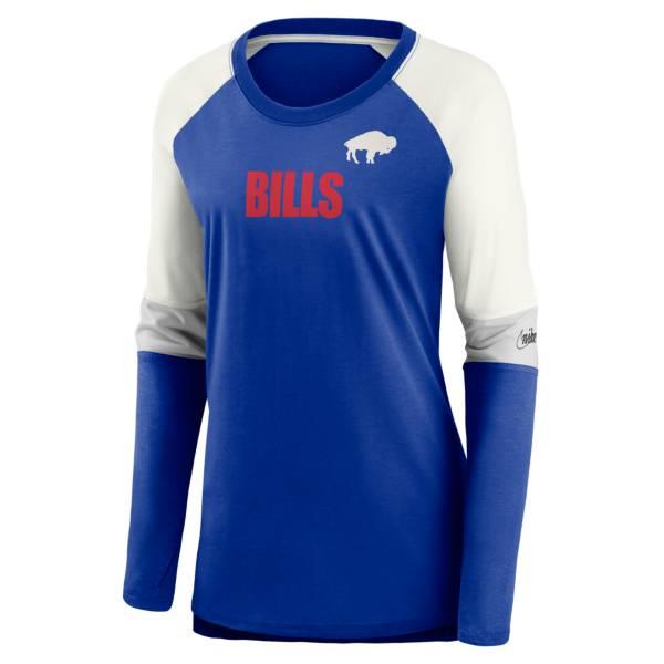 Nike Women's Buffalo Bills Logo Long-Sleeve T-Shirt product image