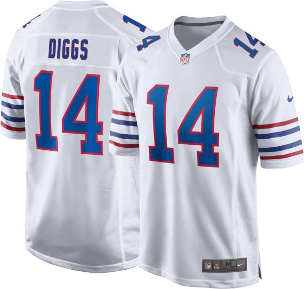 Nike Men's Buffalo Bills Stefon Diggs #14 Alternate Game Jersey product image