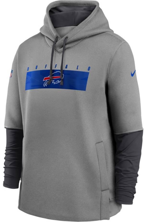 Nike Men's Buffalo Bills Sideline Therma-FIT Heavy Hoodie product image