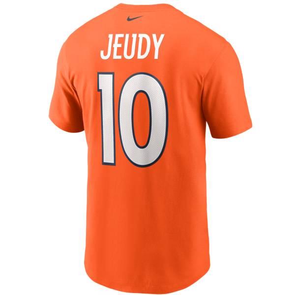 Nike Men's Denver Broncos Jerry Jeudy #10 Logo T-Shirt product image
