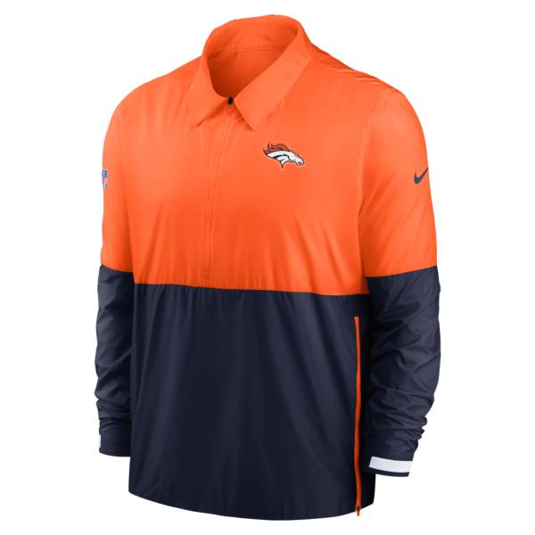 Nike Men's Denver Broncos Sideline Dri-Fit Coach Jacket product image
