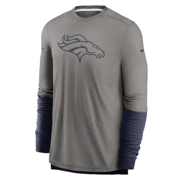 Nike Men's Denver Broncos Sideline Dri-Fit Player Long Sleeve T-Shirt product image