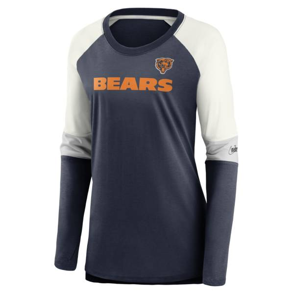 Nike Women's Chicago Bears Logo Long-Sleeve T-Shirt product image