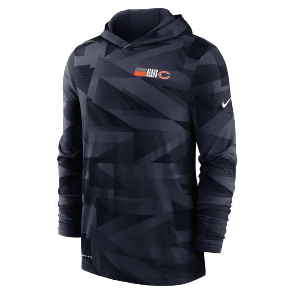Nike Men's Chicago Bears Sideline Dri-Fit Hoodie product image