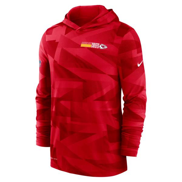 Nike Men's Kansas City Chiefs Sideline Dri-Fit Hoodie product image