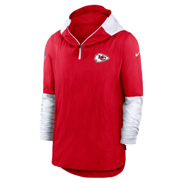 Nike Men's Kansas City Chiefs Sideline Dri-Fit Player Jacket product image