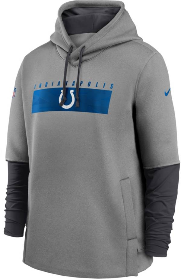 Nike Men's Indianapolis Colts Sideline Therma-FIT Heavy Hoodie product image