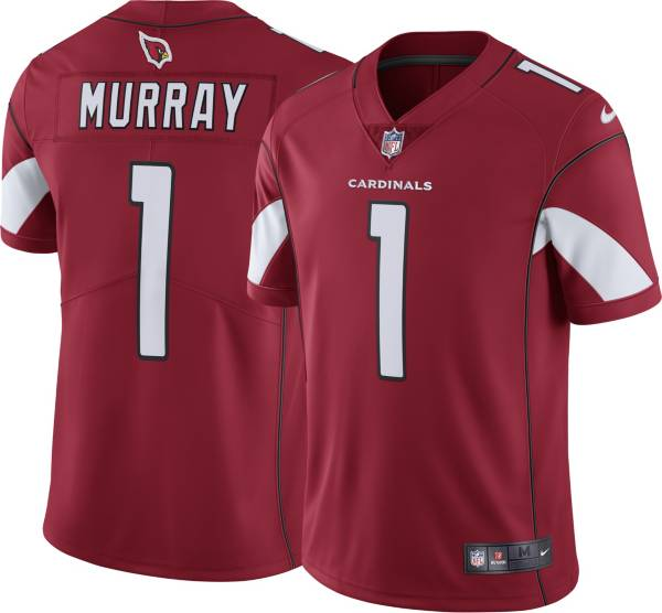 Nike Men's Arizona Cardinals Kyler Murray #1 Home Red Limited Jersey product image