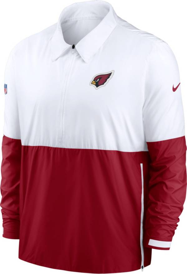 Nike Men's Arizona Cardinals Sideline Dri-Fit Coach Jacket product image