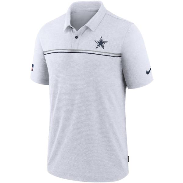 Nike Men's Dallas Cowboys Sideline Early Season Polo product image