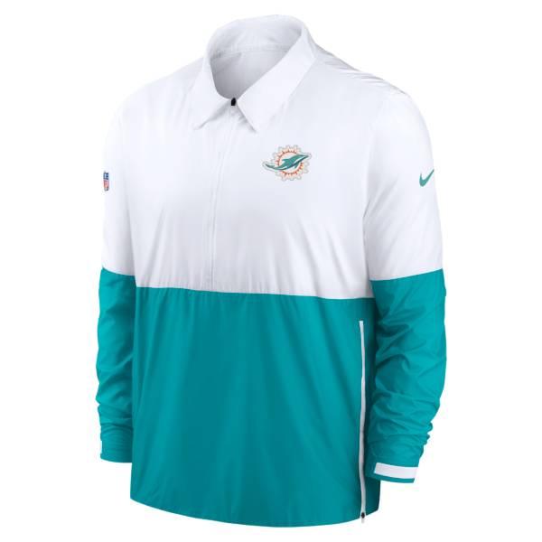 Nike Men's Miami Dolphins Sideline Dri-Fit Coach Jacket product image
