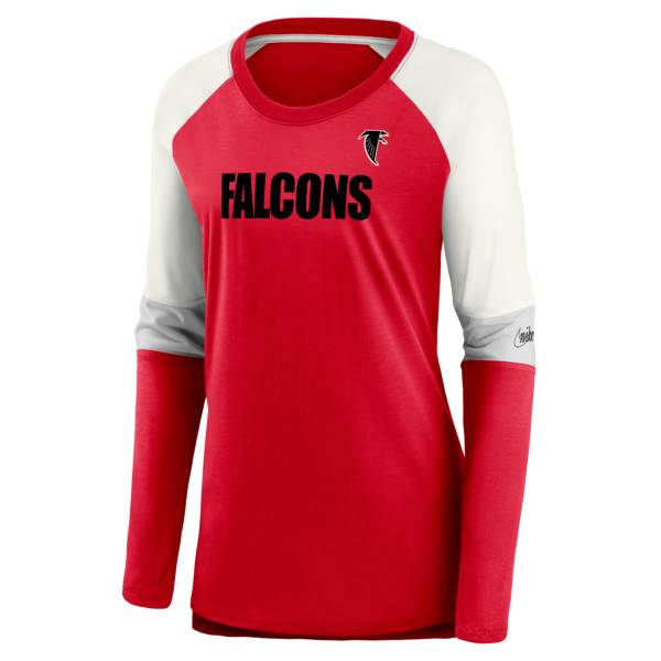Nike Women's Atlanta Falcons Logo Long-Sleeve T-Shirt product image