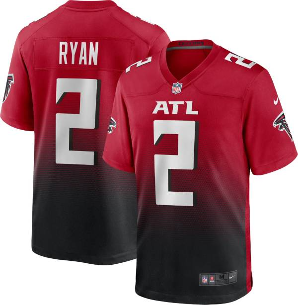 Nike Men's Atlanta Falcons Matt Ryan #2 Alternate Game Jersey product image