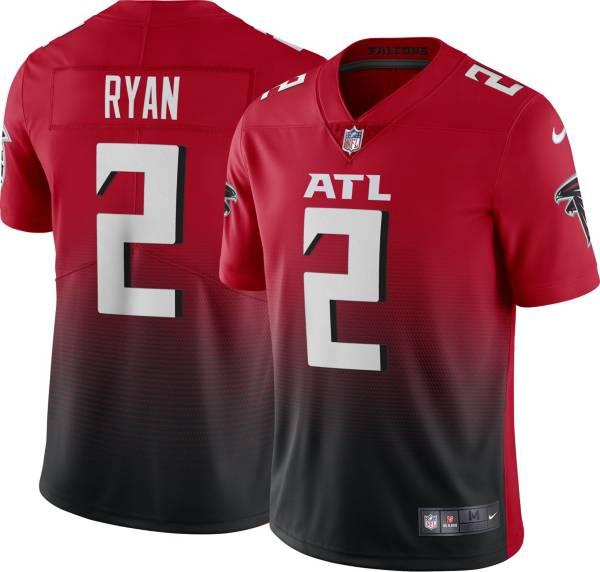 Nike Men's Atlanta Falcons Matt Ryan #2 Red/Black Limited Jersey product image