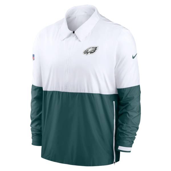 Nike Men's Philadelphia Eagles Sideline Dri-Fit Coach Jacket product image