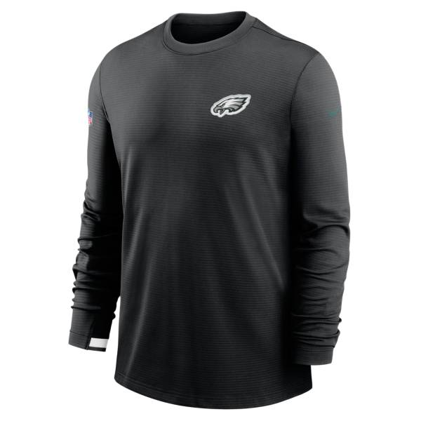Nike Men's Philadelphia Eagles Sideline Dri-Fit Long Sleeve T-Shirt product image