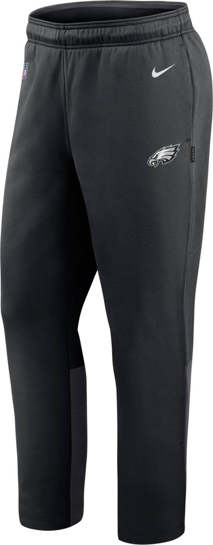 Nike Men's Philadelphia Eagles Sideline Logo Black Woven Pants product image