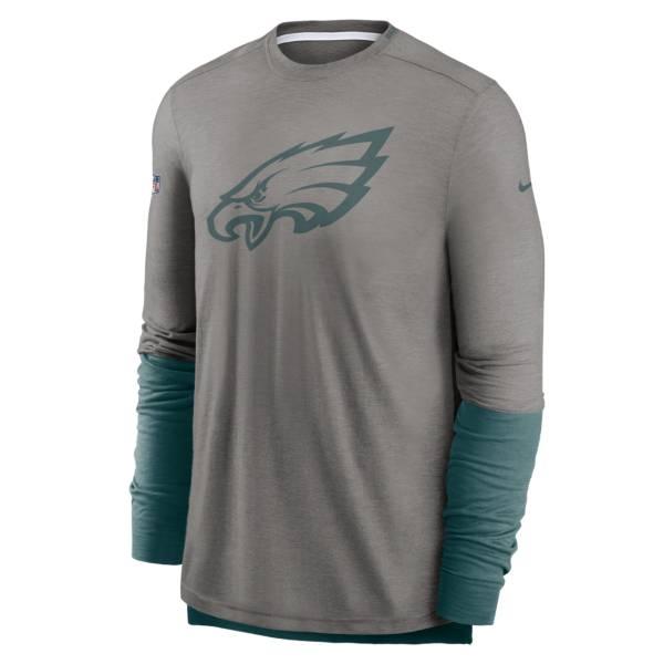 Nike Men's Philadelphia Eagles Sideline Dri-Fit Player Long Sleeve T-Shirt product image