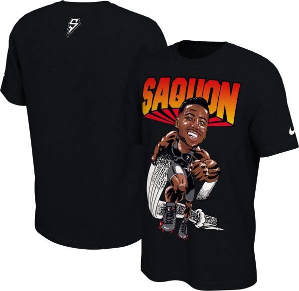 Nike Men's Saquon Barkley Black T-Shirt product image