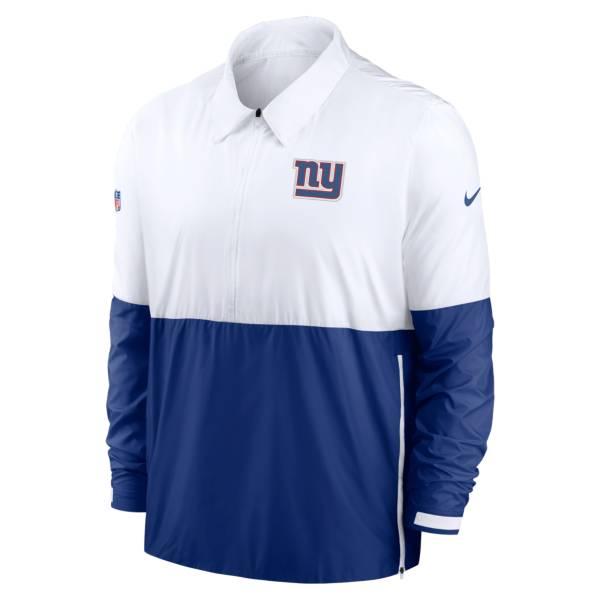 Nike Men's New York Giants Sideline Dri-Fit Coach Jacket product image
