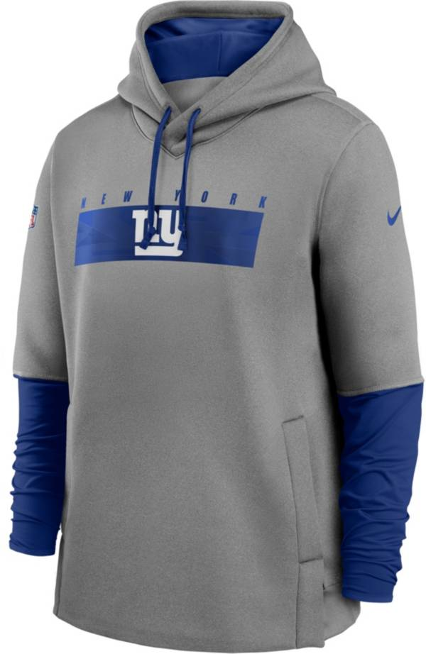 Nike Men's New York Giants Sideline Therma-FIT Heavy Hoodie product image