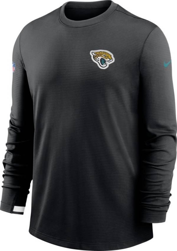 Nike Men's Jacksonville Jaguars Sideline Dri-Fit Long Sleeve T-Shirt product image