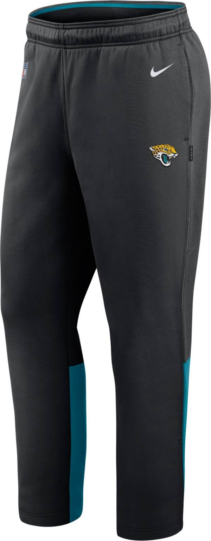 Nike Men's Jacksonville Jaguars Sideline Logo Black Woven Pants product image
