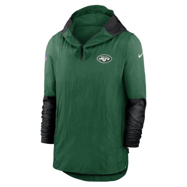 Nike Men's New York Jets Sideline Dri-Fit Player Jacket product image