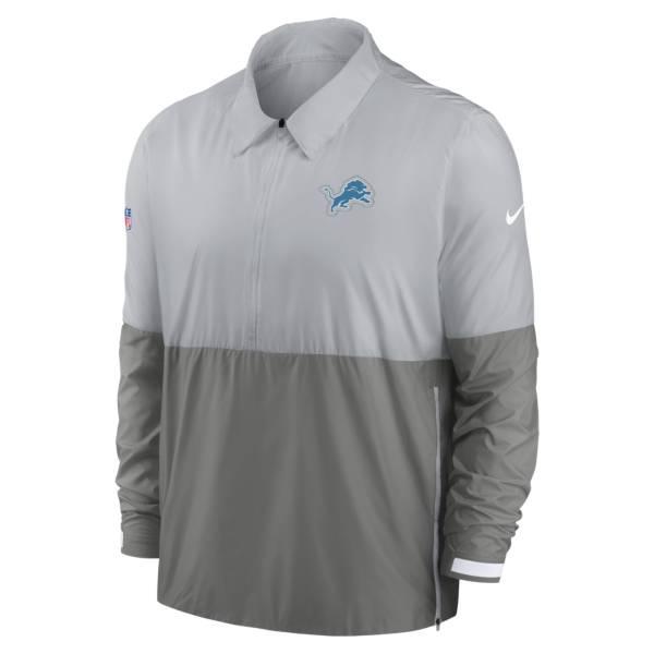 Nike Men's Detroit Lions Sideline Dri-Fit Coach Jacket product image