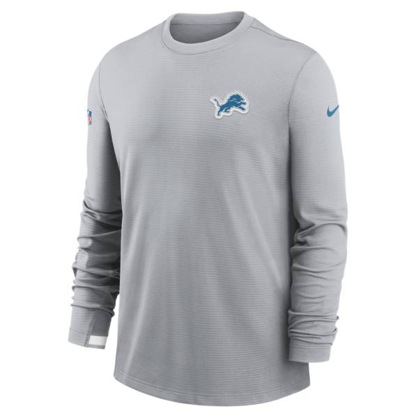 Nike Men's Detroit Lions Sideline Dri-Fit Long Sleeve T-Shirt product image