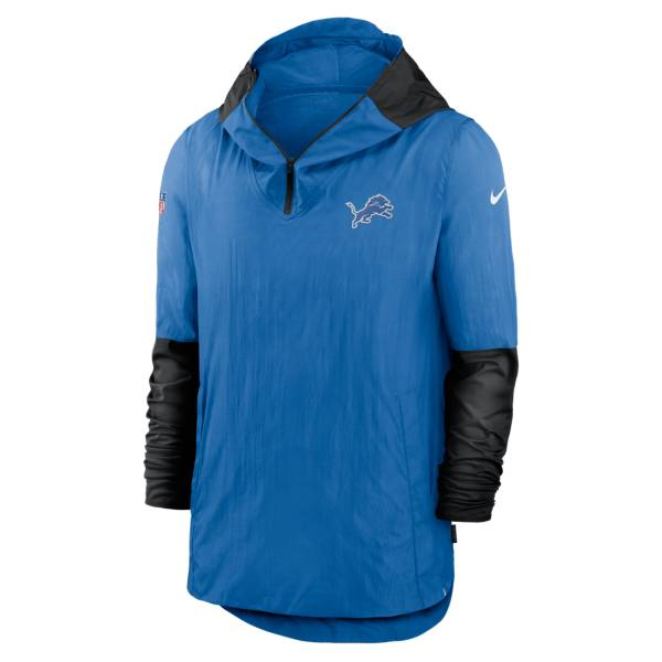 Nike Men's Detroit Lions Sideline Dri-Fit Player Jacket product image