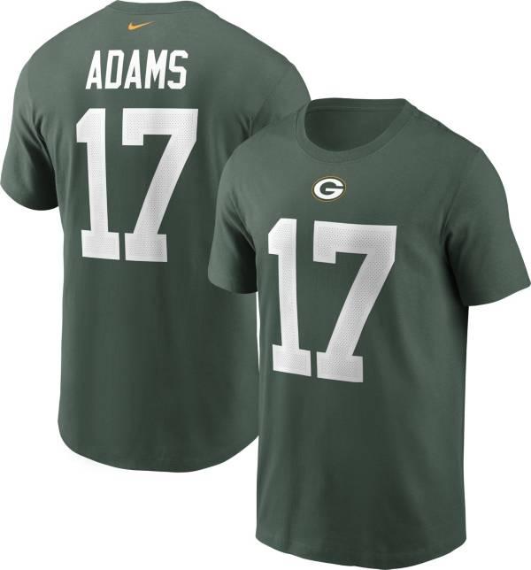 Nike Men's Green Bay Packers Legend Davante Adams #17 Green T-Shirt product image