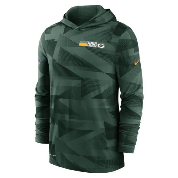 Nike Men's Green Bay Packers Sideline Dri-Fit Hoodie product image