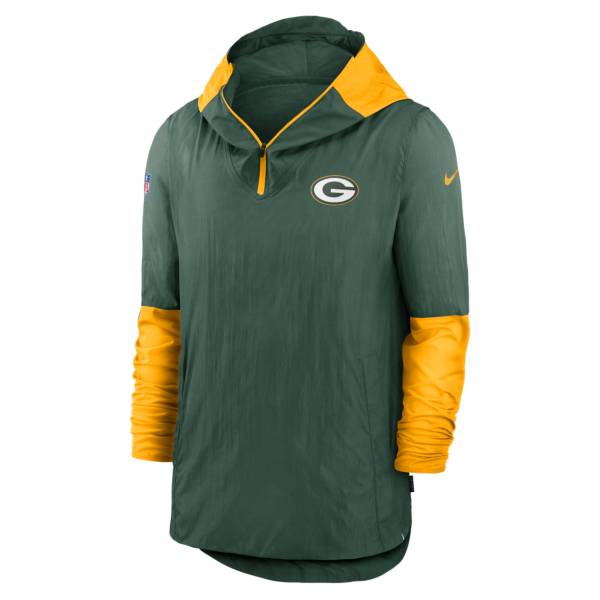 Nike Men's Green Bay Packers Sideline Dri-Fit Player Jacket product image