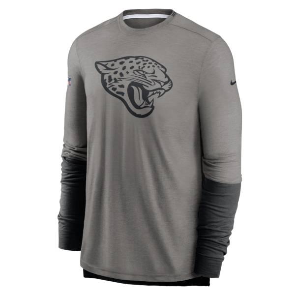 Nike Men's Carolina Panthers Sideline Dri-Fit Player Long Sleeve T-Shirt product image