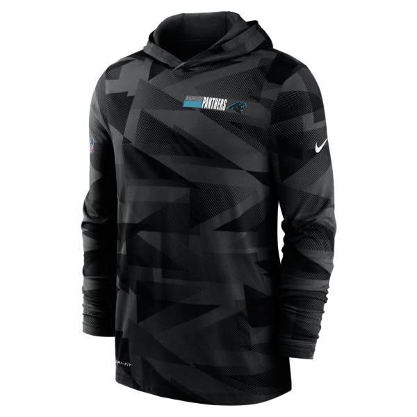 Nike Men's Carolina Panthers Sideline Dri-Fit Hoodie product image
