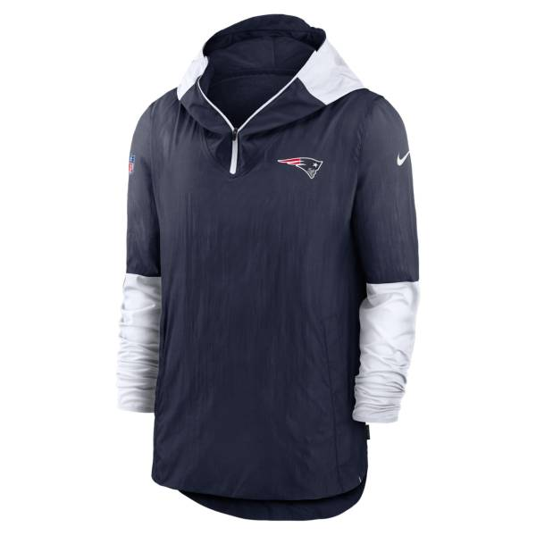 Nike Men's New England Patriots Sideline Dri-Fit Player Jacket product image