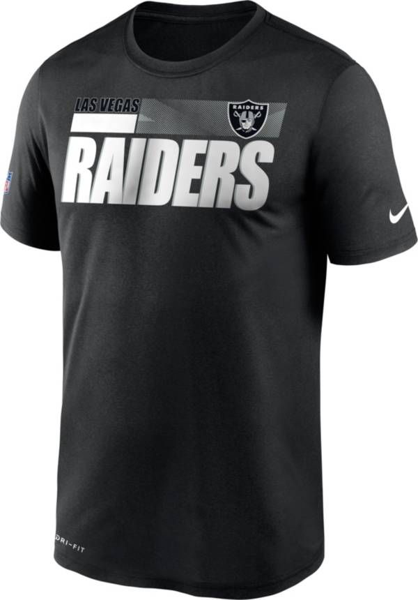 Nike Men's Las Vegas Raiders Legend Performance T-Shirt product image