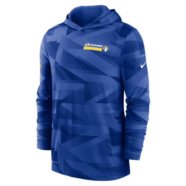 Nike Men's Los Angeles Rams Sideline Dri-Fit Hoodie product image