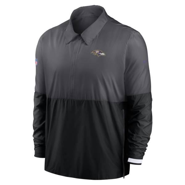 Nike Men's Baltimore Ravens Sideline Dri-Fit Coach Jacket product image