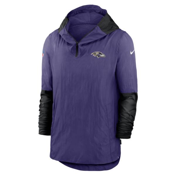 Nike Men's Baltimore Ravens Sideline Dri-Fit Player Jacket product image