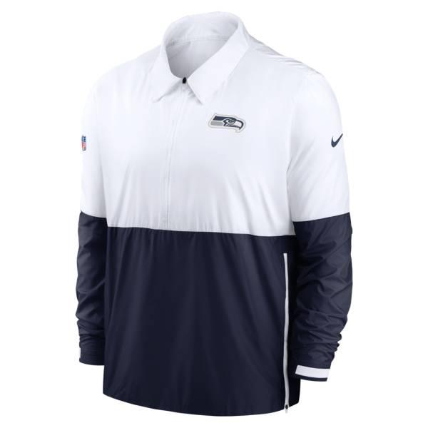 Nike Men's Seattle Seahawks Sideline Dri-Fit Coach Jacket product image
