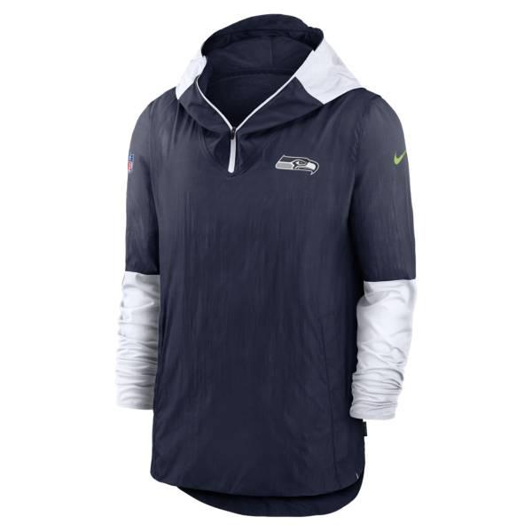Nike Men's Seattle Seahawks Sideline Dri-Fit Player Jacket product image