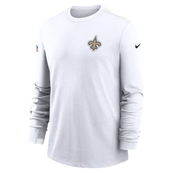 Nike Men's New Orleans Saints Sideline Dri-Fit Long Sleeve T-Shirt product image
