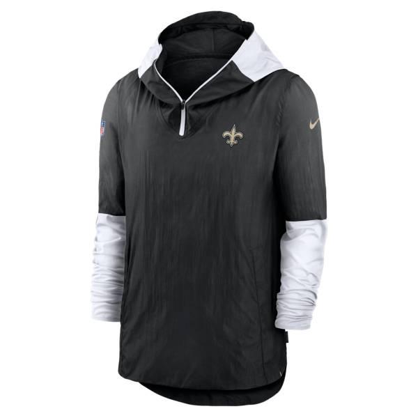 Nike Men's New Orleans Saints Sideline Dri-Fit Player Jacket product image