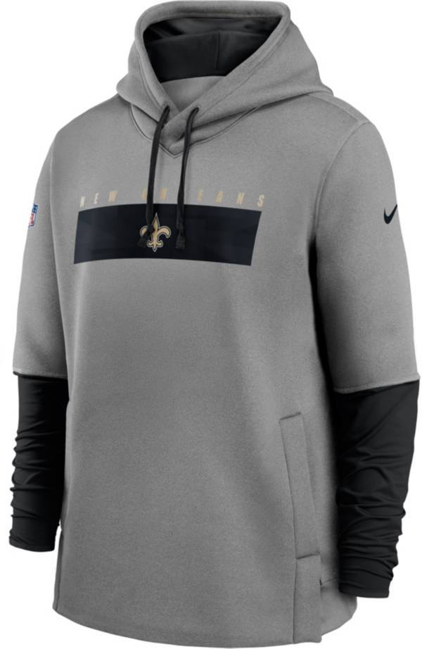 Nike Men's New Orleans Saints Sideline Therma-FIT Heavy Hoodie product image