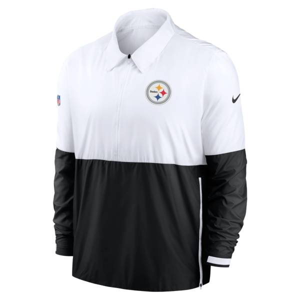 Nike Men's Pittsburgh Steelers Sideline Dri-Fit Coach Jacket product image