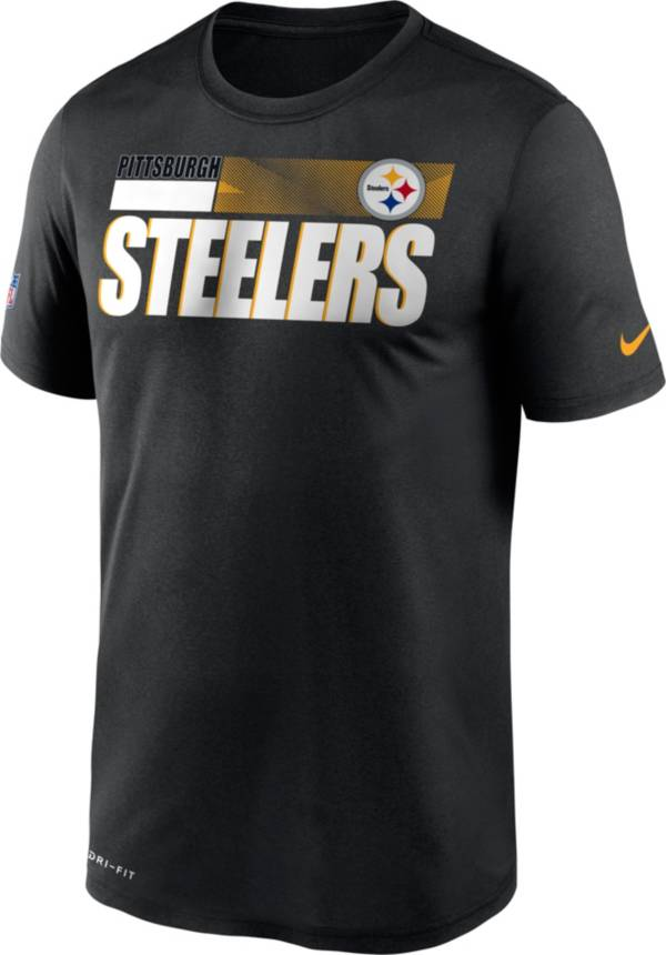 Nike Men's Pittsburgh Steelers Legend Performance T-Shirt product image