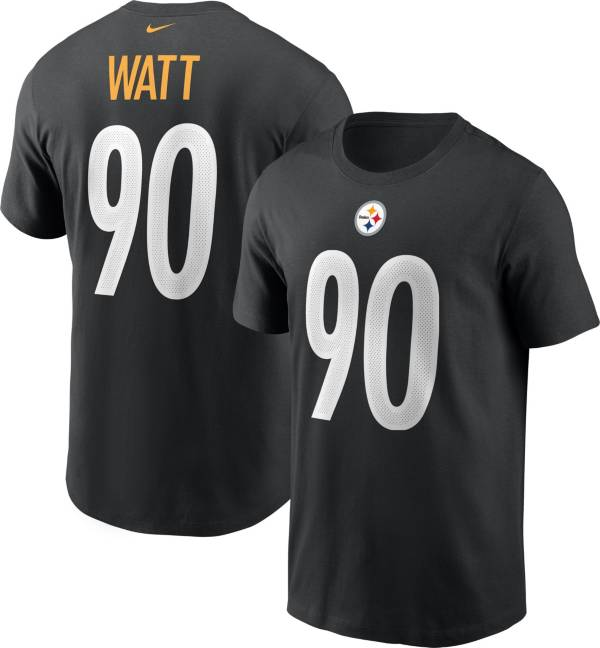 Nike Men's Pittsburgh Steelers TJ Watt #90 Legend Short-Sleeve T-Shirt product image
